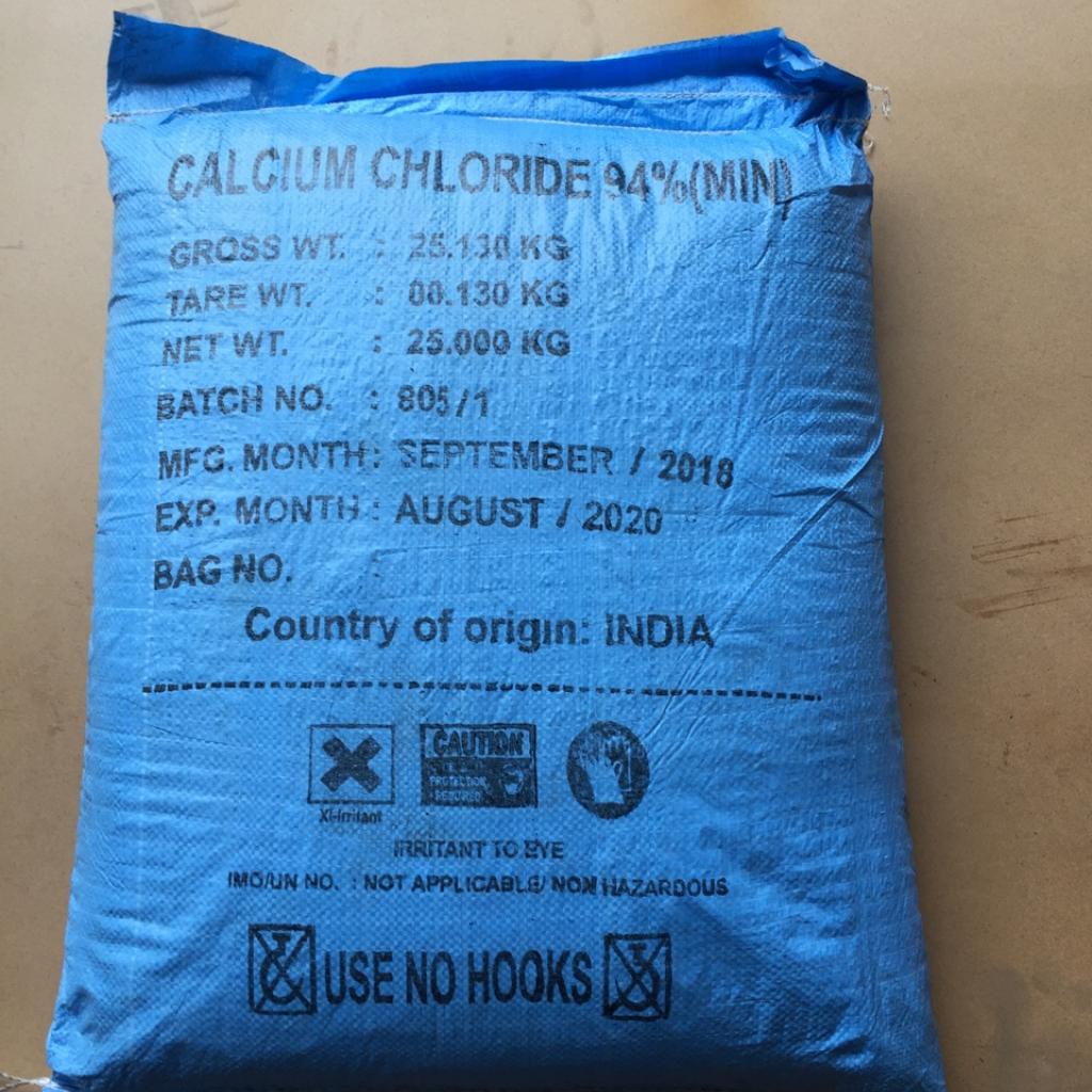 Mua Bán CaCl2, khoáng nguyên liệu giá rẻ ở đâu